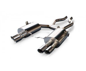GruppeM BMW 3-Series E92 M3 Exhaust System