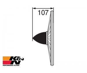 K&N Air Filter RF-0935A