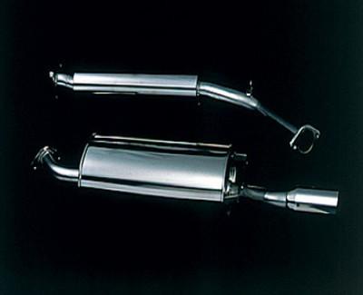 GruppeM Porsche 968 Exhaust System
