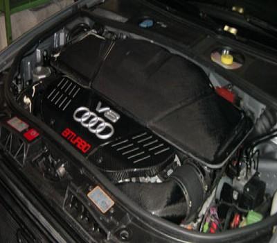 GruppeM Audi RS6 4B C5 Twin Turbo Intake System