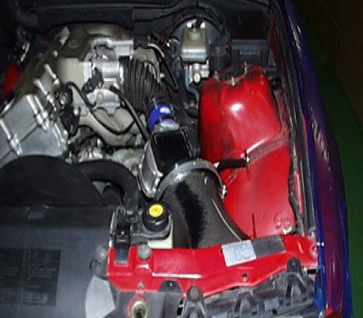 GruppeM BMW 3-Series E36 318iS 1.8 Intake System