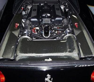 GruppeM Ferrari F355 M2 Intake System