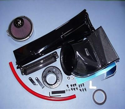 GruppeM Honda Civic EP3 TypeR Intake System