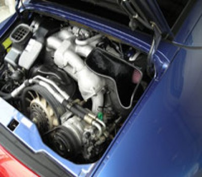 GruppeM Porsche 911 964 3.6 Carrera 4S Intake System