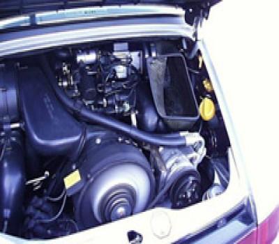 GruppeM Porsche 911 964 3.6 Carrera 2 4 Intake System