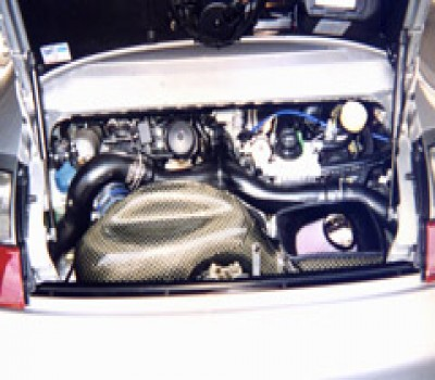 GruppeM Porsche 911 996 3.6 GT2 Intake System