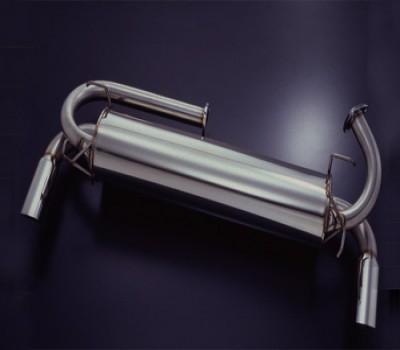 GruppeM Honda NSX NA1 TYPE1 Exhaust System
