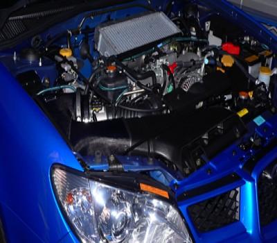 GruppeM Subaru Impreza GDA and GDB Type F and G Intake System