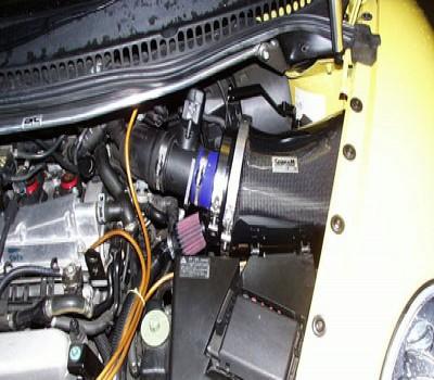 GruppeM Volkswagen Beetle Turbo Intake System