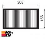 K&N Air Filter 33-2405