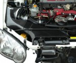 GruppeM Subaru Impreza GDA and GDB Type A,B,C,D and E Intake System