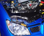 GruppeM Subaru Impreza GDA and GDB Type F and G Intake System