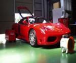 GruppeM Ferrari 360 Modena Intake System
