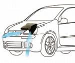 GruppeM Volkswagen Golf6 GTI Turbo Intake System