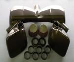 GruppeM Aston Martin V8 Vantage Intake System