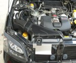 GruppeM Subaru Legacy BE5 and BH5 Type A,B and C Intake System