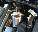 Carbon Super Cleaner Kit Air Intake