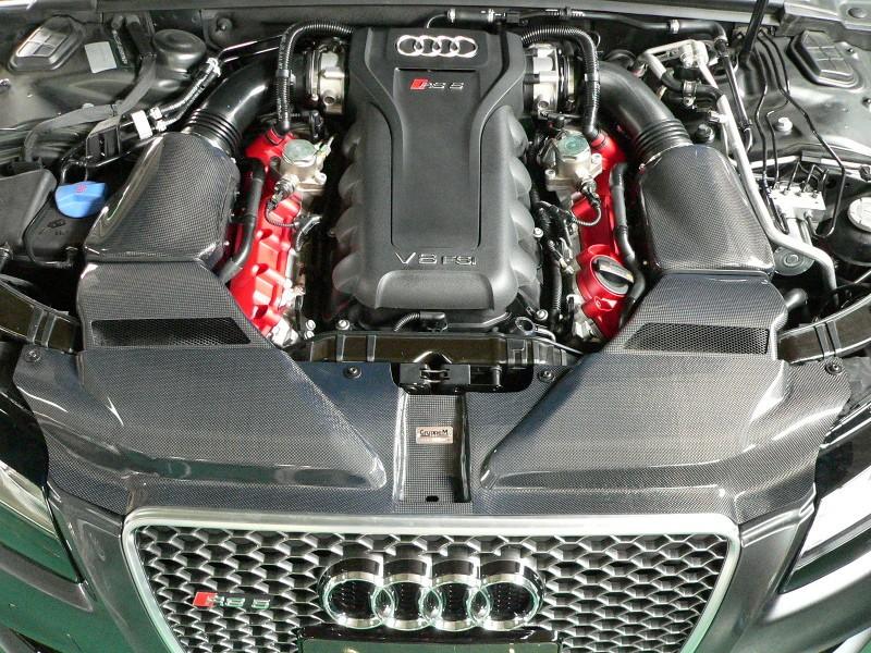 GruppeM Audi RS5 8T Intake System