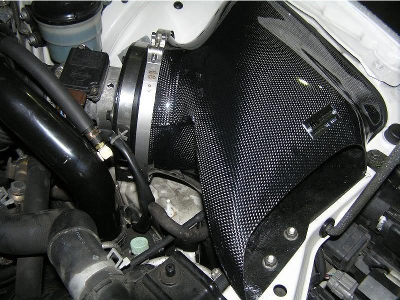 GruppeM Nissan Silvia S15 Intake System