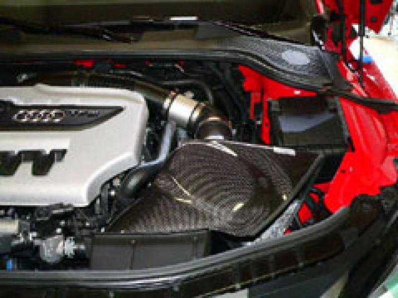 GruppeM Audi TT 8J 3.2 Quattro Intake System