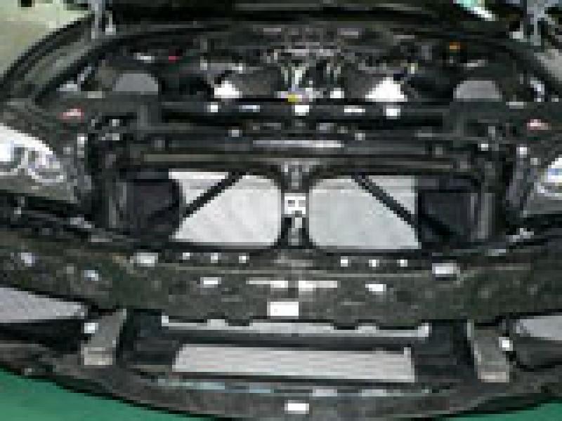 GruppeM BMW 5-Series F10 F11 M5 4.4TT Intake System
