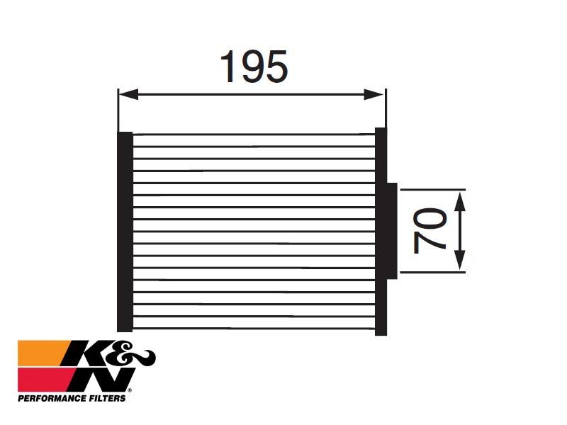 K&N Air Filter E-9289