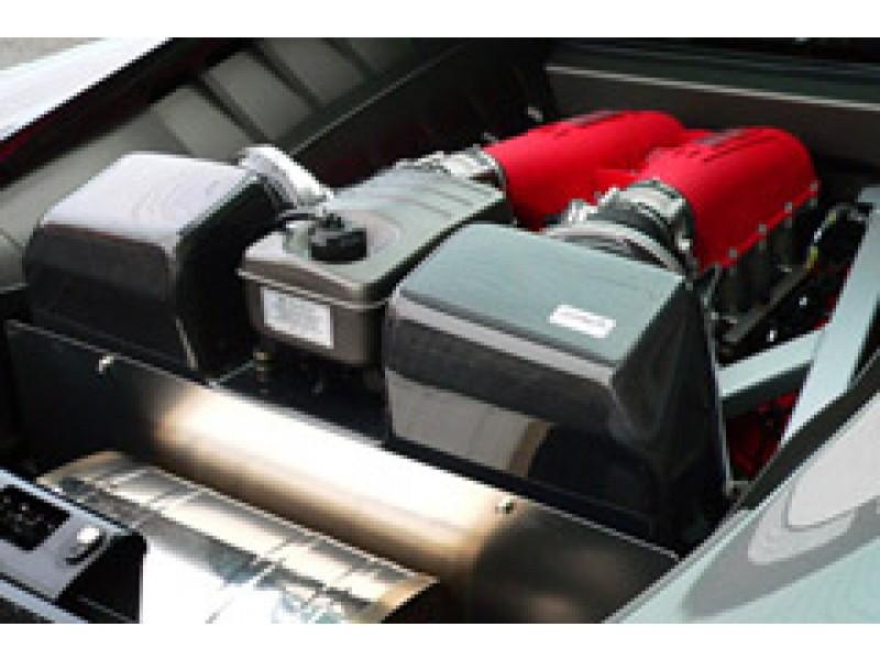 GruppeM Ferrari F430 Intake System