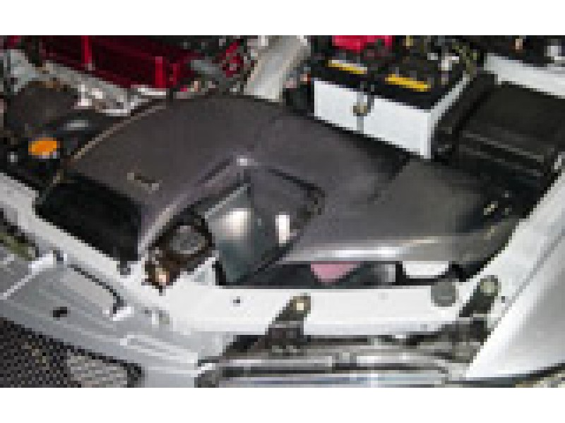 GruppeM Mitsubishi Evolution 7,8 and 9 CT9A Intake System