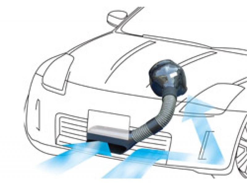 GruppeM Nissan Fairlady Z Z33 Intake System