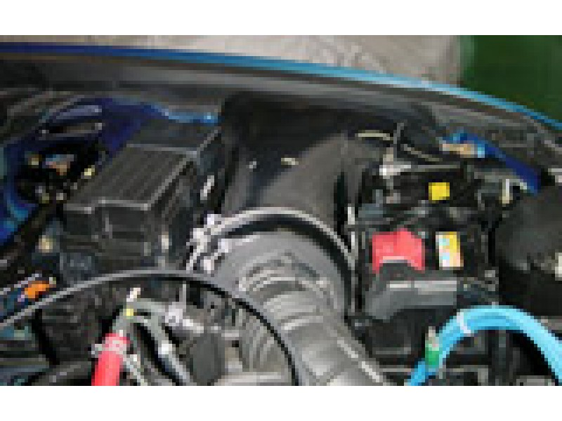 GruppeM Honda Accord Euro CL7 and CL9 Intake System