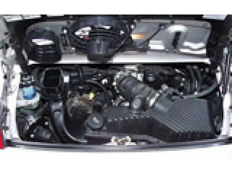 GruppeM Porsche 911 996 3.6 Carrera 4S Intake System