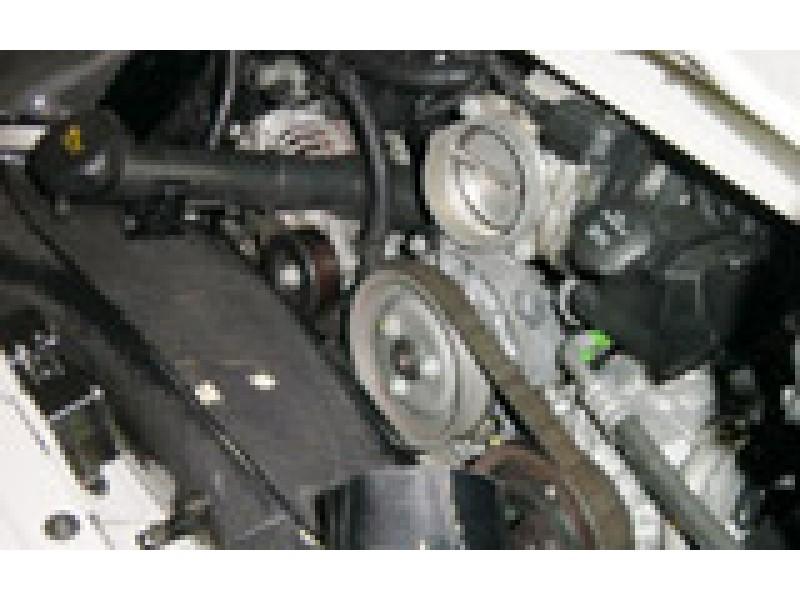 GruppeM Porsche 911 997 3.8 CARRERA S/4S Intake System