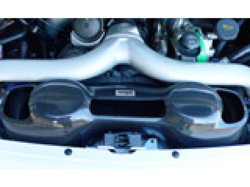 GruppeM Porsche 911 997 3.6 Turbo Intake System