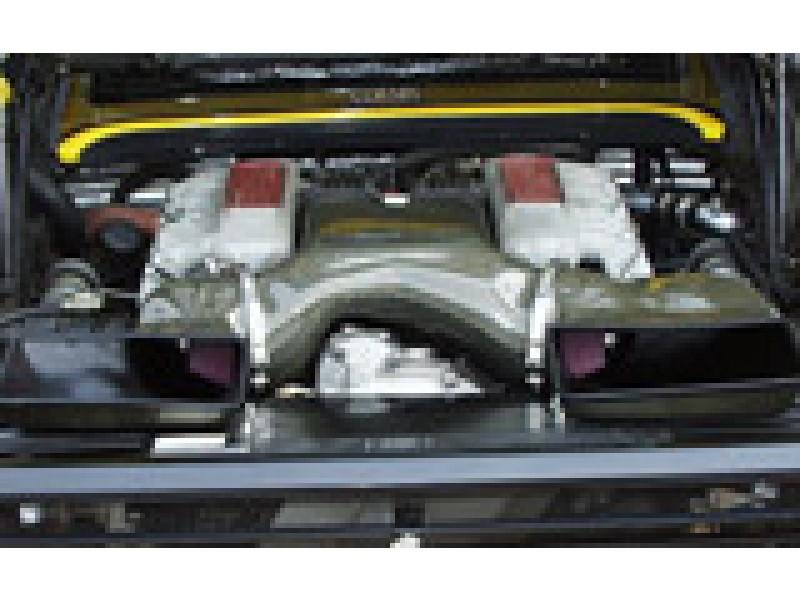 GruppeM Ferrari Testarossa V12 Intake System