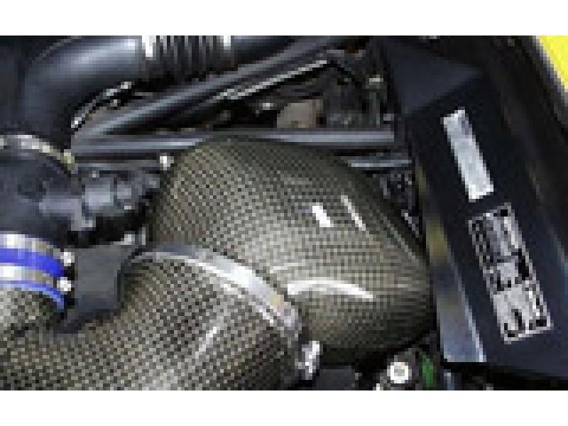 GruppeM Ferrari F355 M5 Intake System