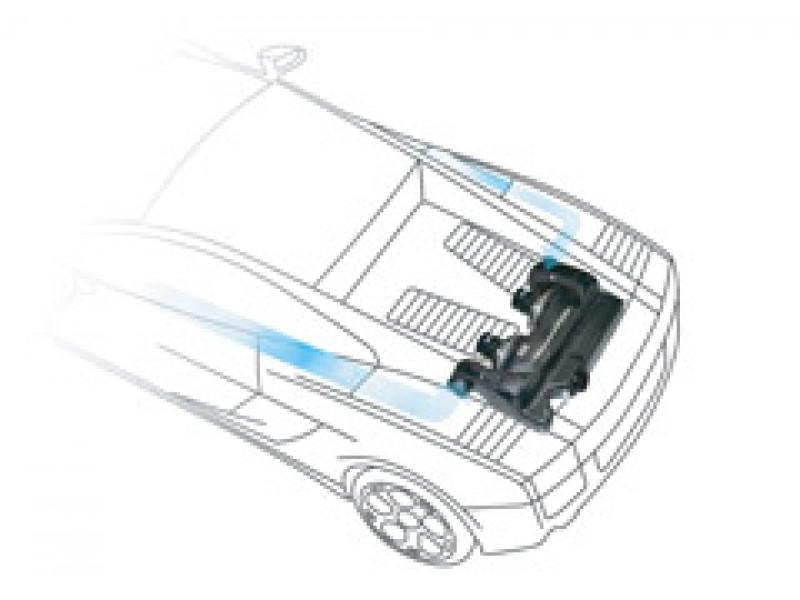 GruppeM Lamborghini Gallardo Intake System