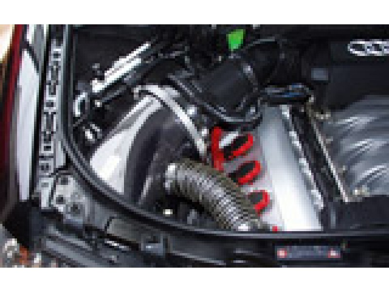 GruppeM Audi S4 8E B7 Quattro Intake System