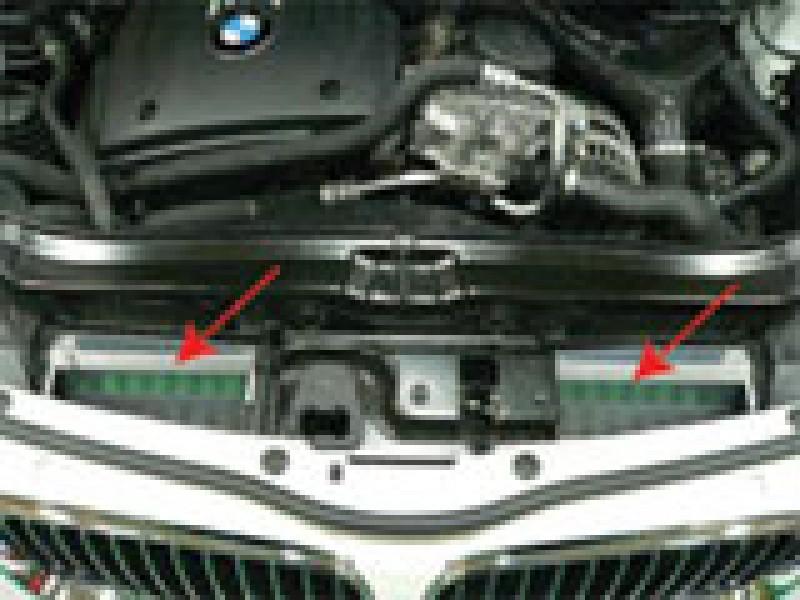 GruppeM BMW 1-Series E82 E87 E88 135i 3.0 Intake System
