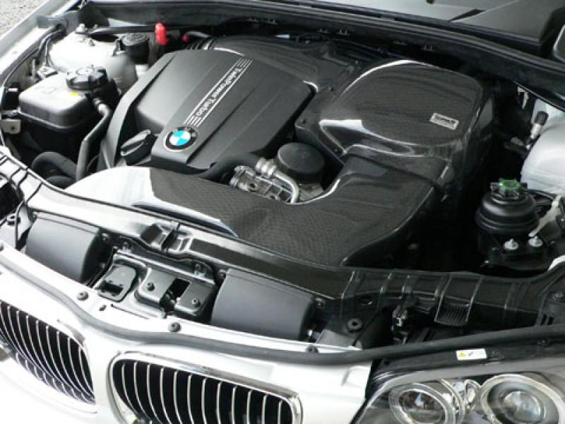 GruppeM BMW E82 135i N55 Intake System