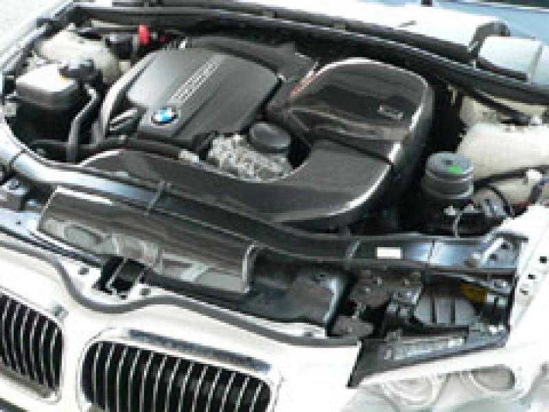 GruppeM BMW 3-Series E90 E91 E92 E93 335 3.0T Intake System