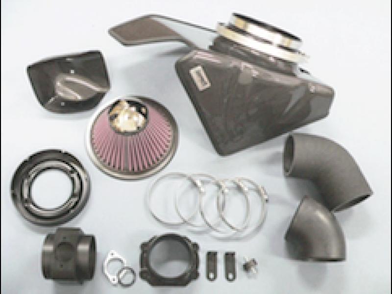 GruppeM BMW 5-Series F07 F10 F11 Intake System