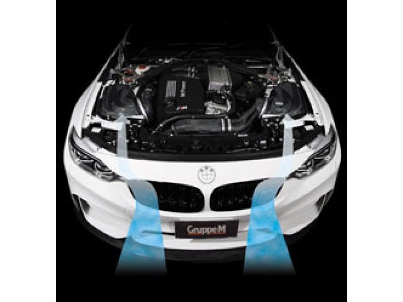GruppeM BMW 4-Series F82 M4 3.0TT Intake System