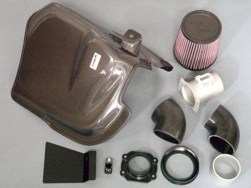 GruppeM BMW 3-Series F30 F31 F34 LCI Intake System