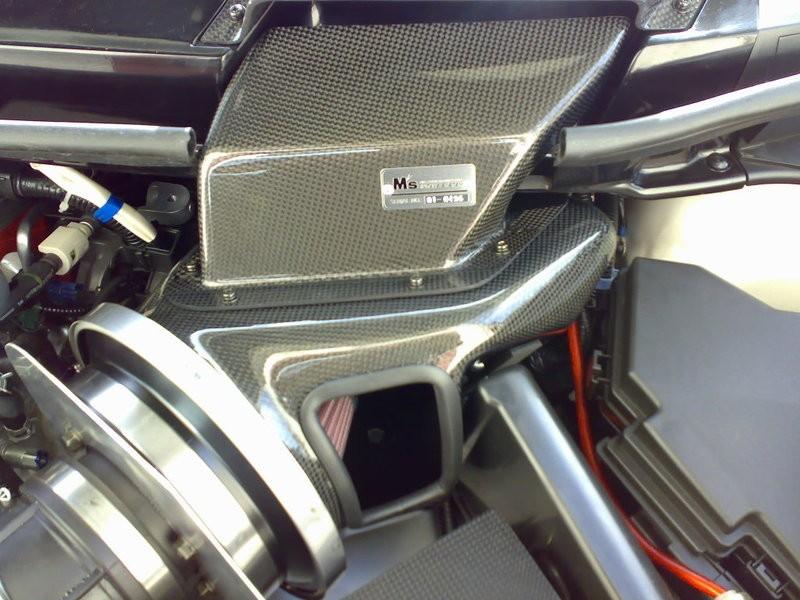 GruppeM Honda Civic FD2 Intake System