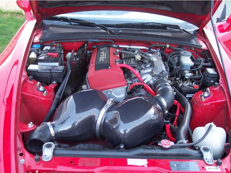 GruppeM Honda S2000 Intake System