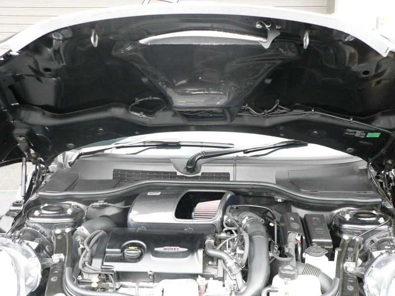 GruppeM Mini Cooper S JCW Intake System