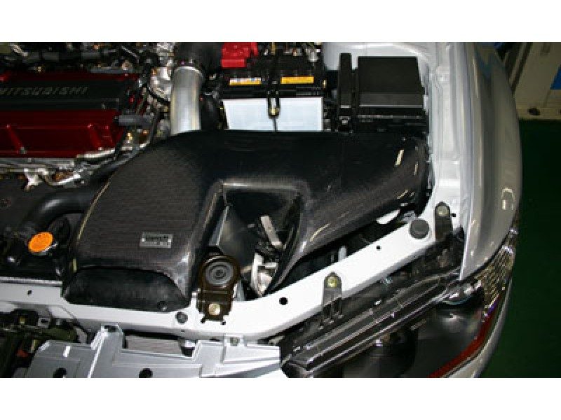 GruppeM Mitsubishi Evolution 7,8 and 9 CT9A Intake System