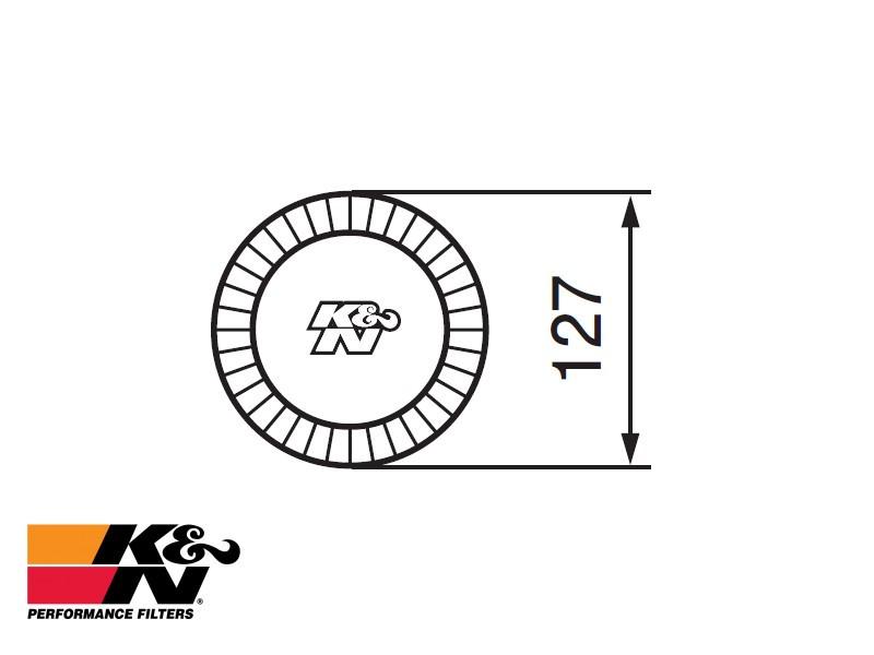 K&N Air Filter RC-3250